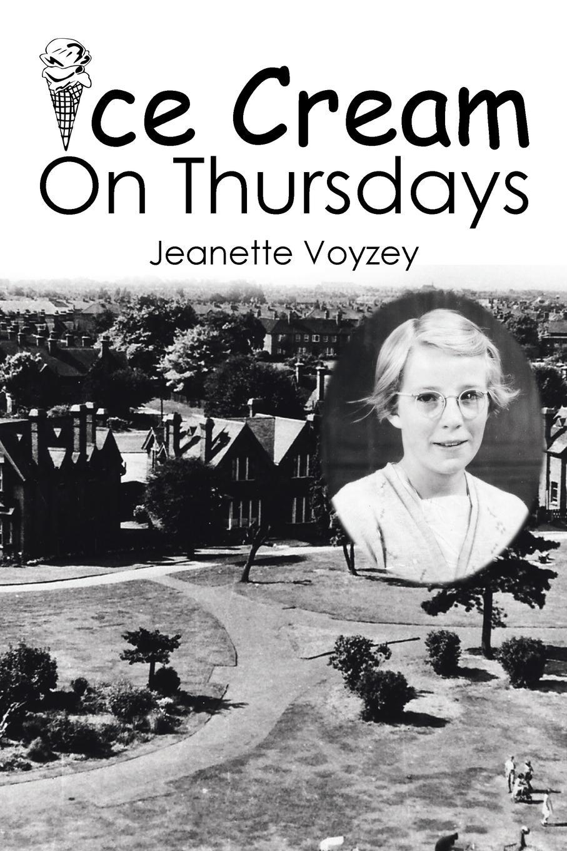 Jeanette Voyzey Ice Cream On Thursdays metal on ice