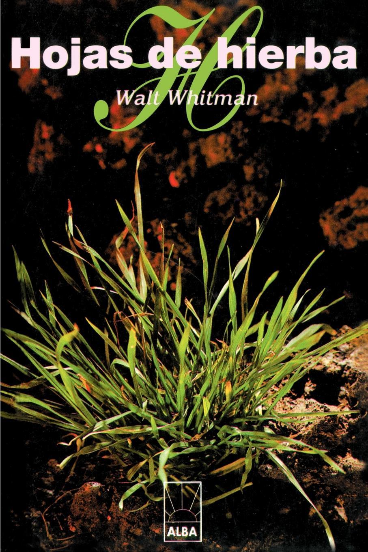 Walt Whitman Hojas de Hierba уолт уитмен poèmes de walt whitman