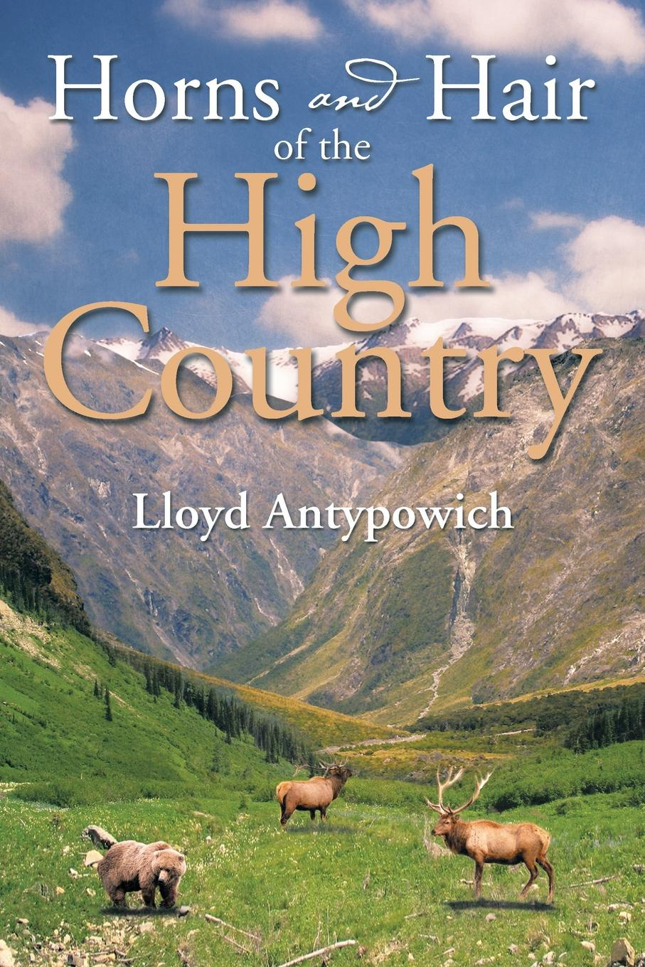 Lloyd Antypowich Horns and Hair of the High Country glynna kaye high country holiday