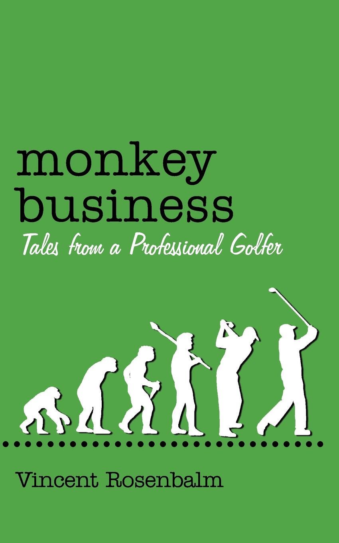 купить Vincent Rosenbalm Monkey Business по цене 1852 рублей