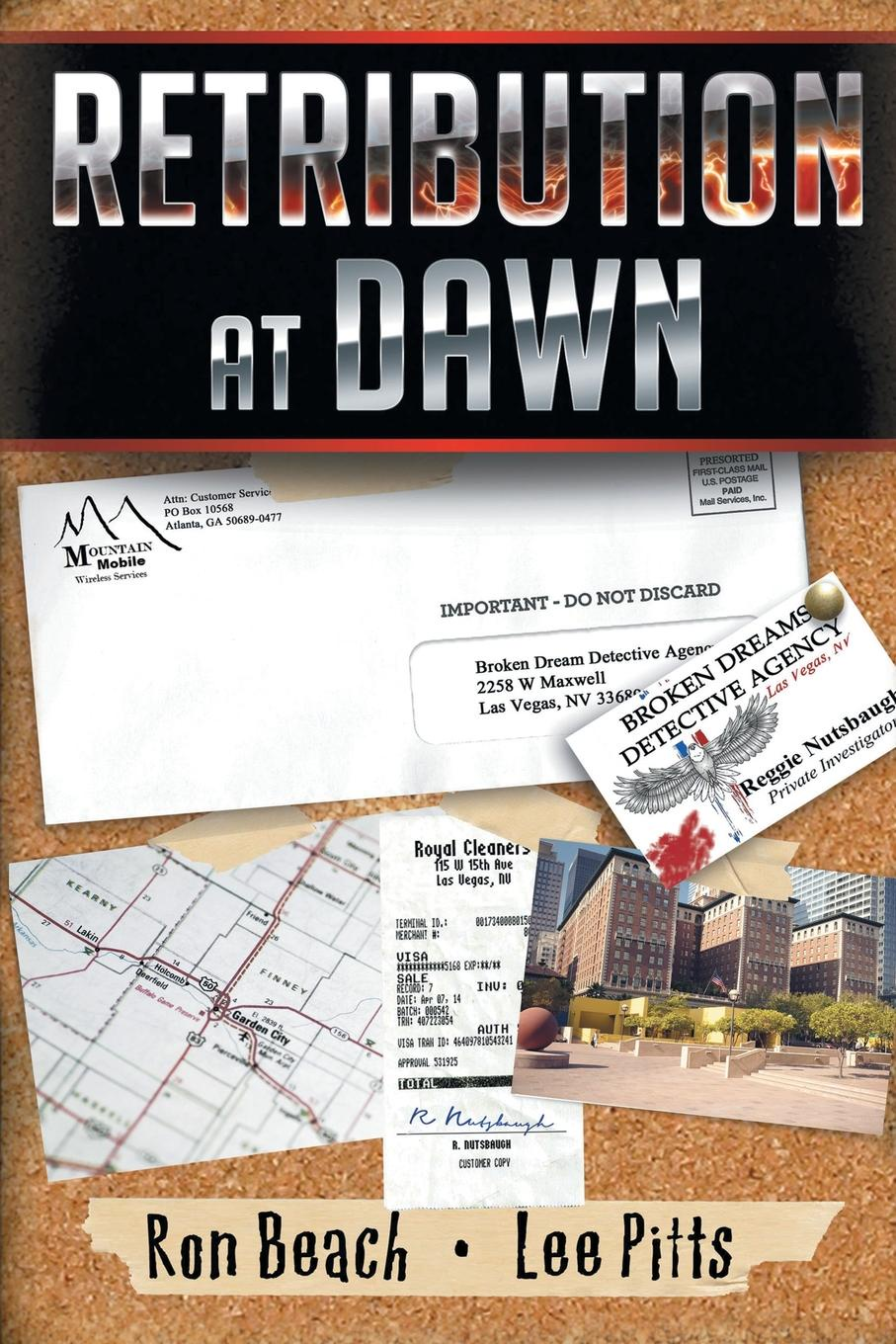 Ronald C. Beach, Lee W. Pitts Retribution at Dawn mr andrew yie roberts pitts