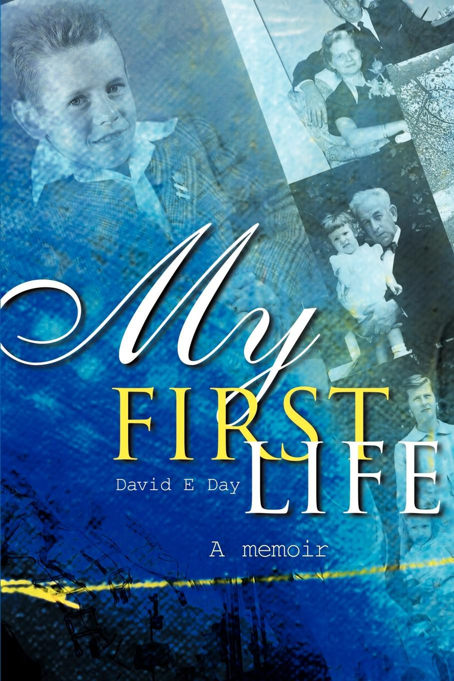 David E. Day My First Life my first thesaurus