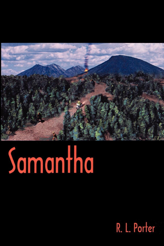 R. L. Porter Samantha samantha seamans reconnoitering the rim