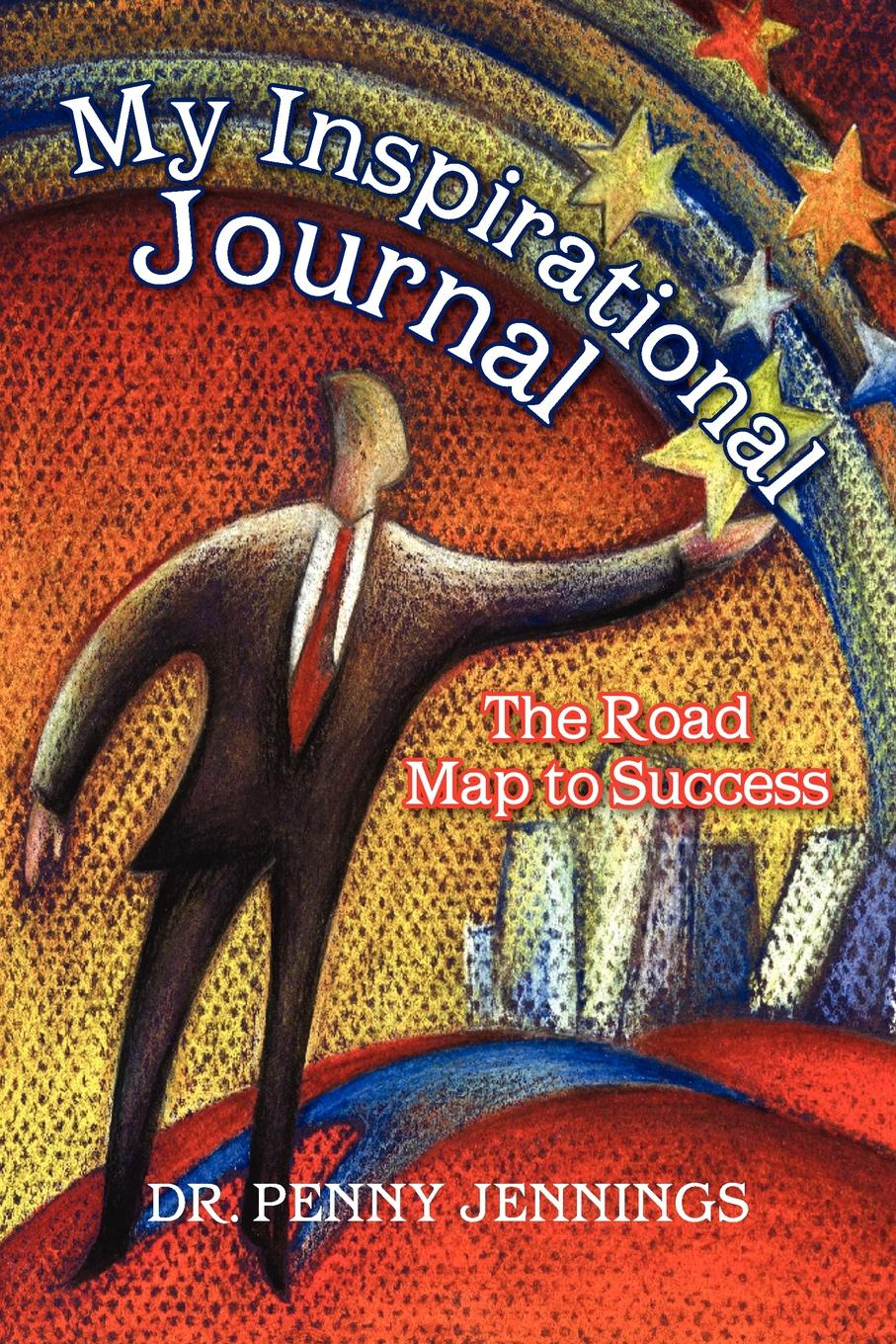Penny Jennings My Inspirational Journal. The Road Map to Success austria road map