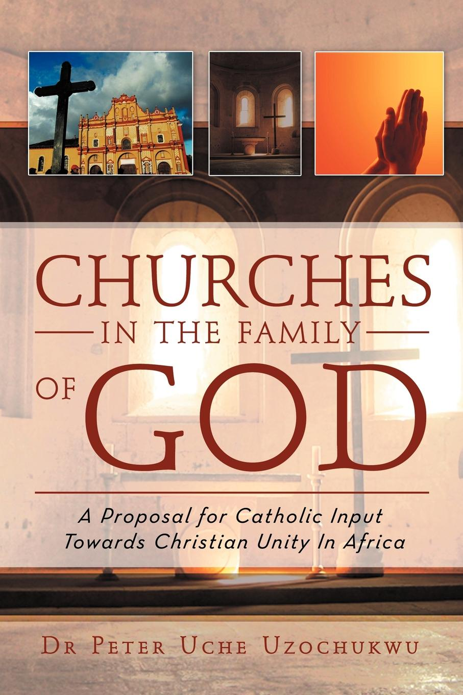 Dr Peter Uche Uzochukwu Churches in the Family of God. A Proposal for Catholic Input Towards Christian Unity In Africa towards a decade of the international criminal court in africa
