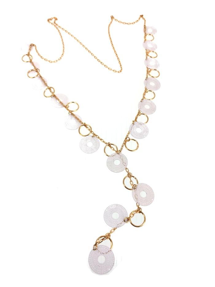 Колье/ожерелье бижутерное Favorite Paris цены