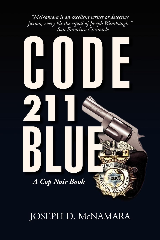 Joseph D. McNamara Code 211 Blue цена