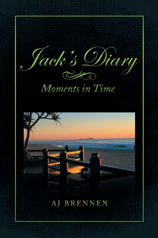 A. J. Brennen Jack's Diary xuanxuan diary black s