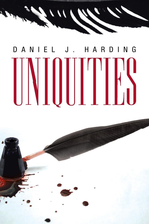 Daniel J. Harding Uniquities цена и фото