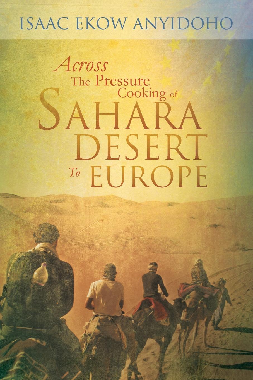 Isaac Ekow Anyidoho Across the Pressure Cooking of Sahara Desert to Europe desert blues ambiance du sahara 2 cd