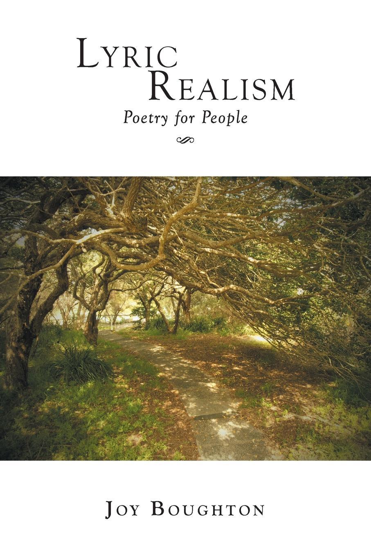 Joy Boughton Lyric Realism. Poetry for People купальник lyric lyric ly006ewfeny6