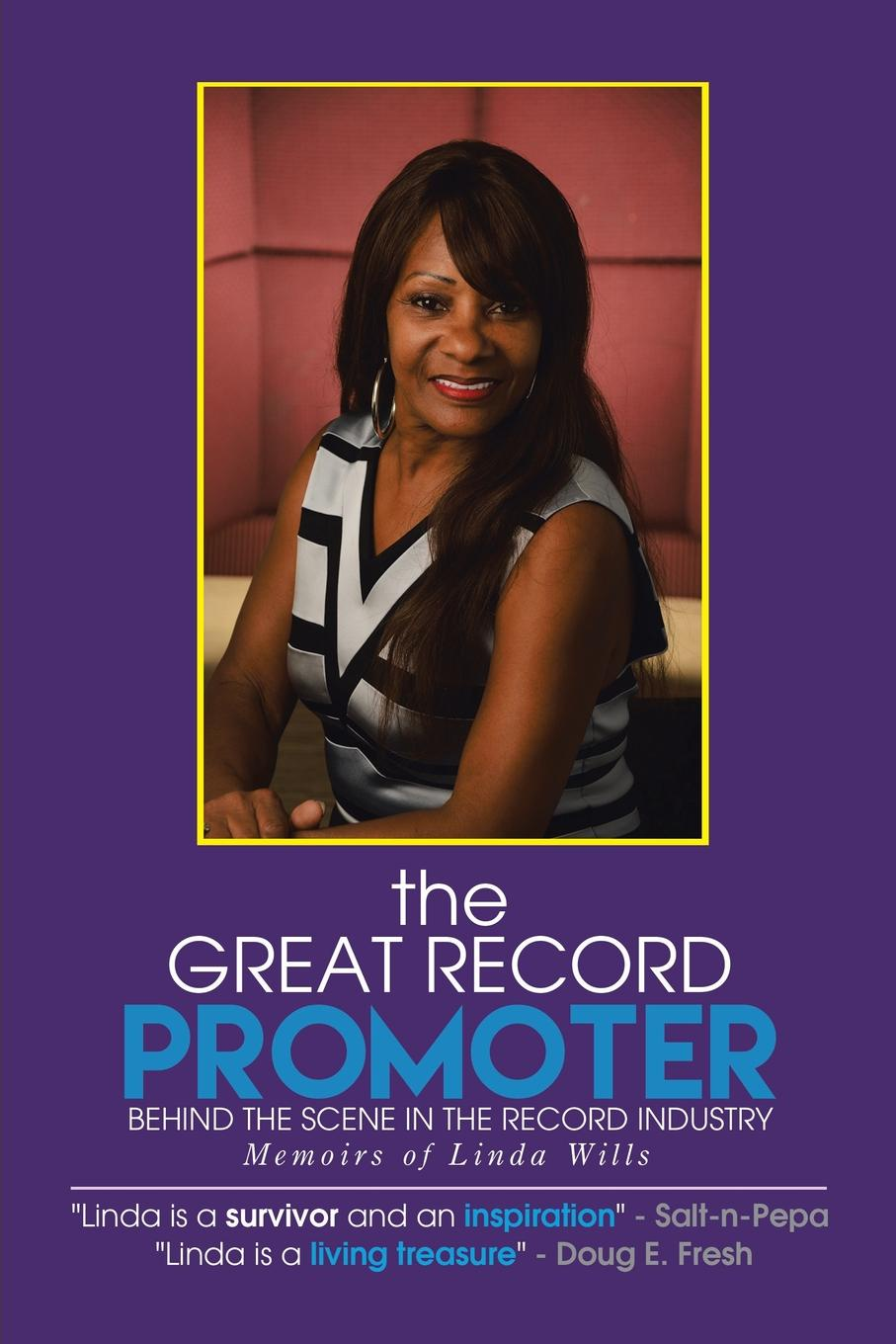 Linda Wills The Great Record Promoter. Behind the Scene in Industry