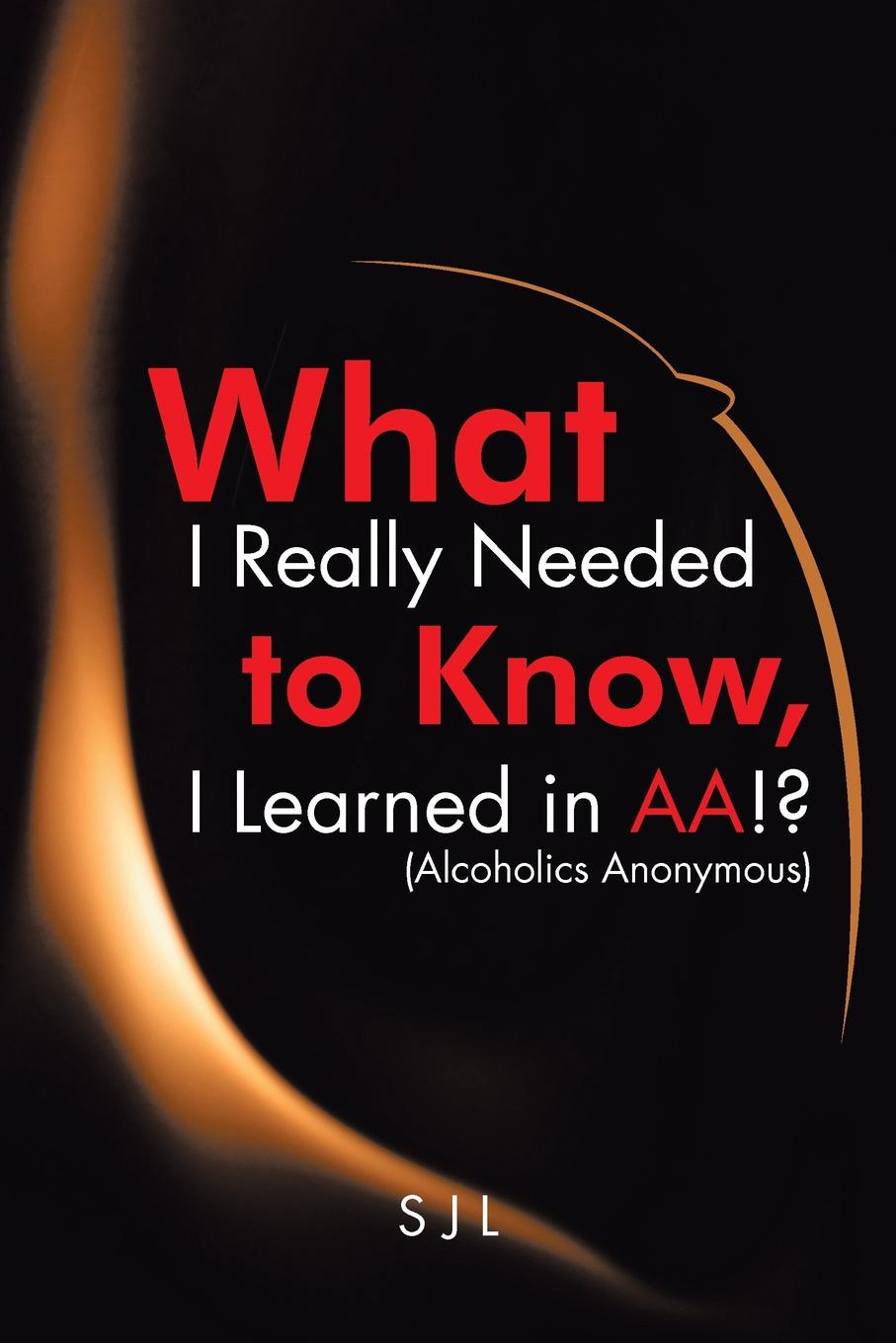 SJL What I Really Needed to Know, I Learned in AA!? (Alcoholics Anonymous) mikki e nix what i learned in love