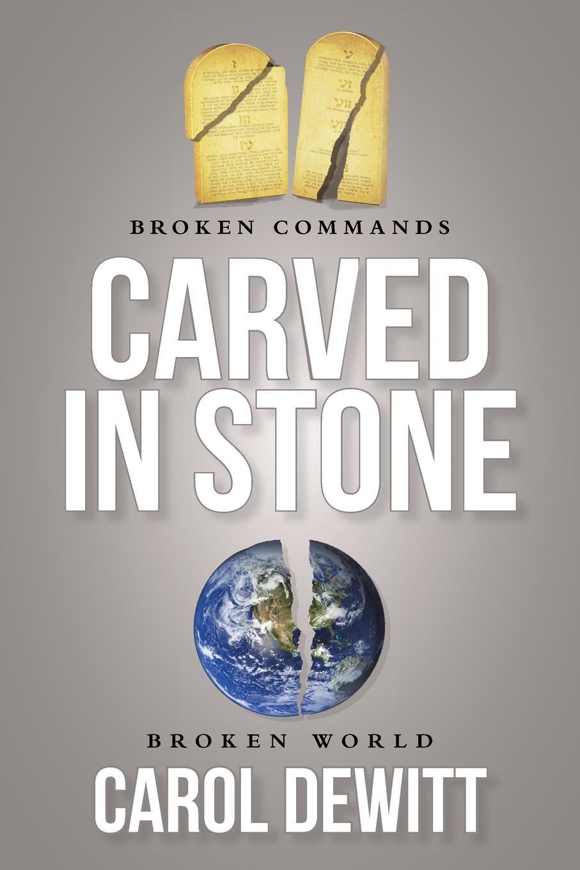 Carol DeWitt CARVED IN STONE часы dewitt academia