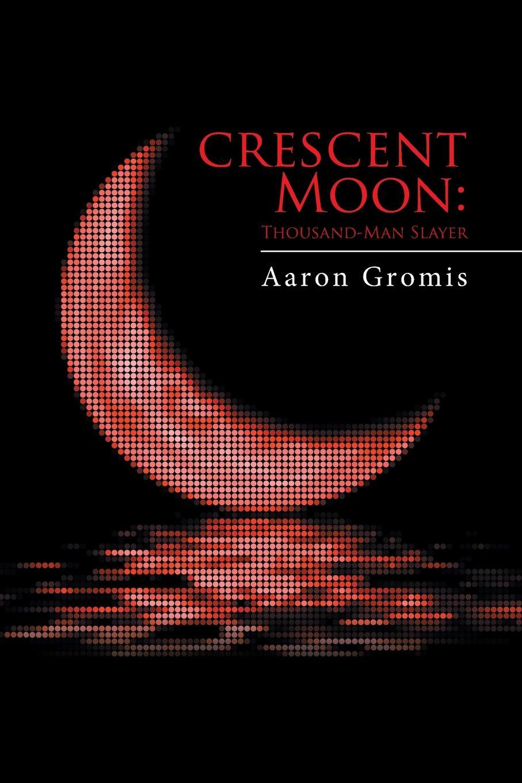 Aaron Gromis Crescent Moon. Thousand-Man Slayer plus size applique floral crescent hem top