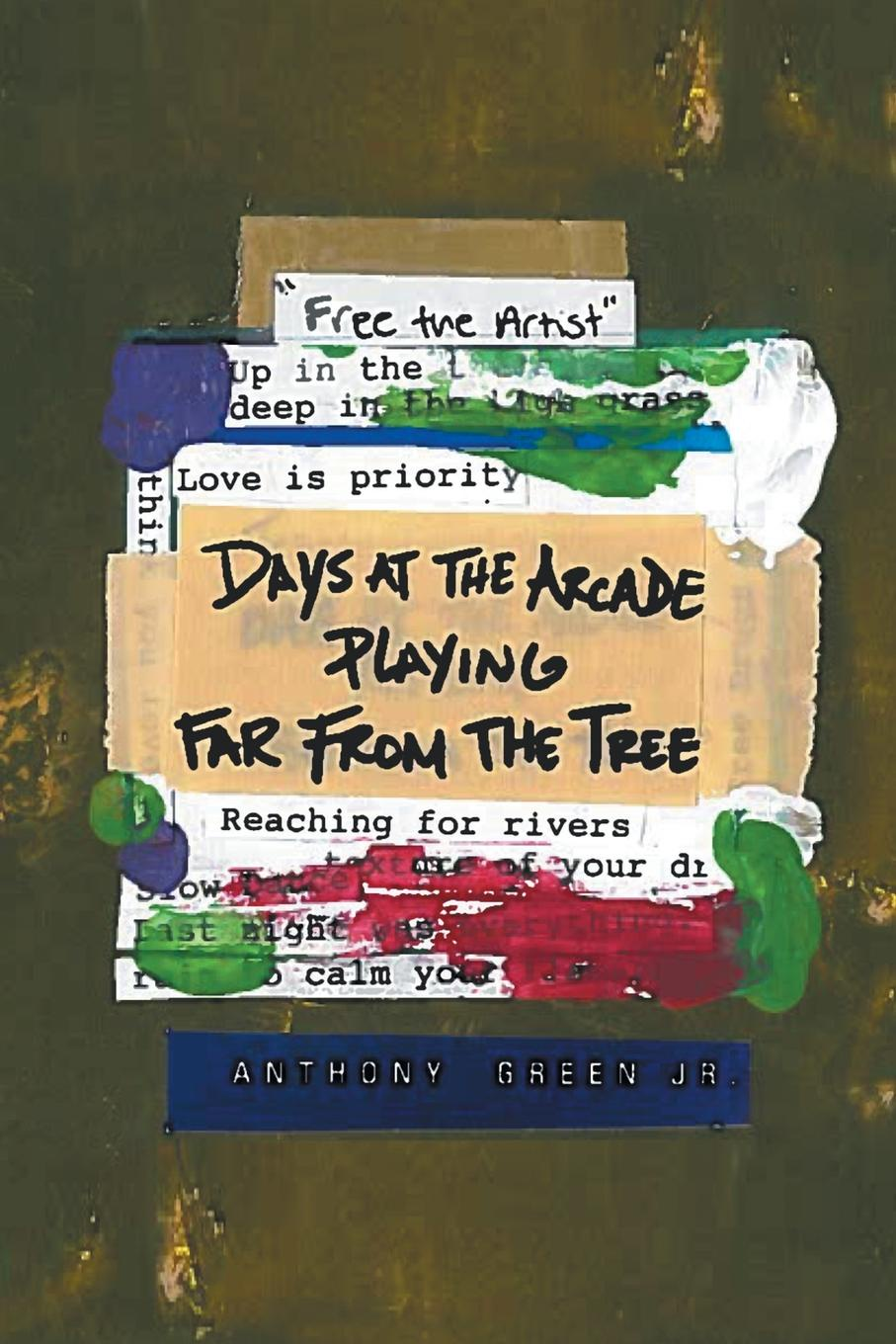 Anthony Green Jr. Days at the Arcade playing far from Tree