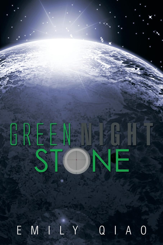 Emily Qiao Green Night Stone qiao qiao мишка qq12065 3