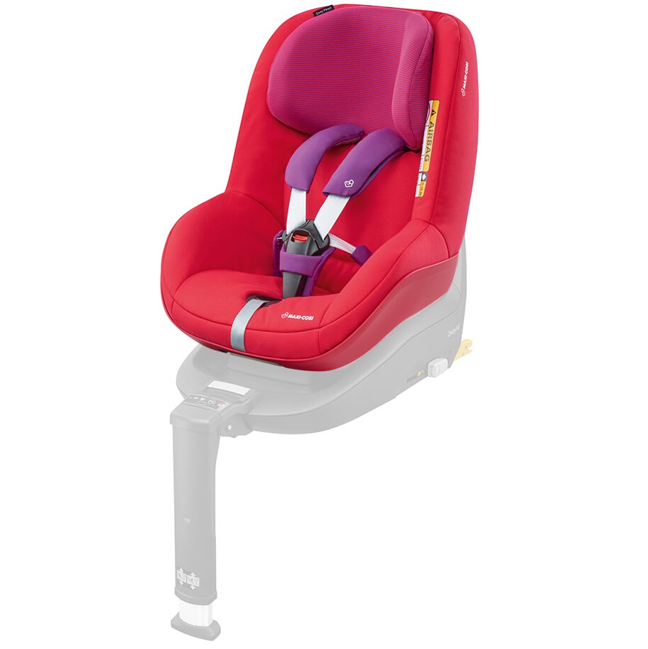 Maxi-Cosi автокресло Pearl 2way Red OrChid ( 9-18 кг) автокресло maxi cosi pearl vivid red