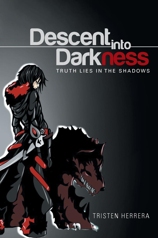 Tristen Herrera Descent into Darkness. Truth Lies in The Shadows the leopard hunts in darkness