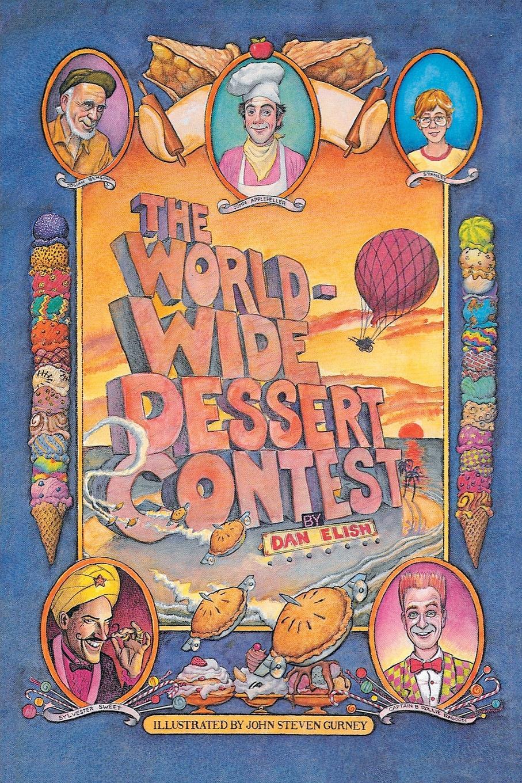 Фото - Dan Elish THE WORLDWIDE DESSERT CONTEST dessert