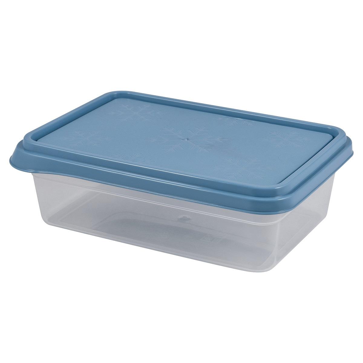 Контейнер пищевой Plast Team Bergen, PT1135-30, туманно-голубой, 400 мл цена 2017