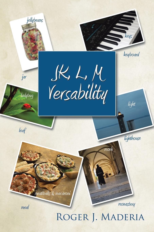 Roger J. Maderia JK, L, M Versability планшет jeka jk 701