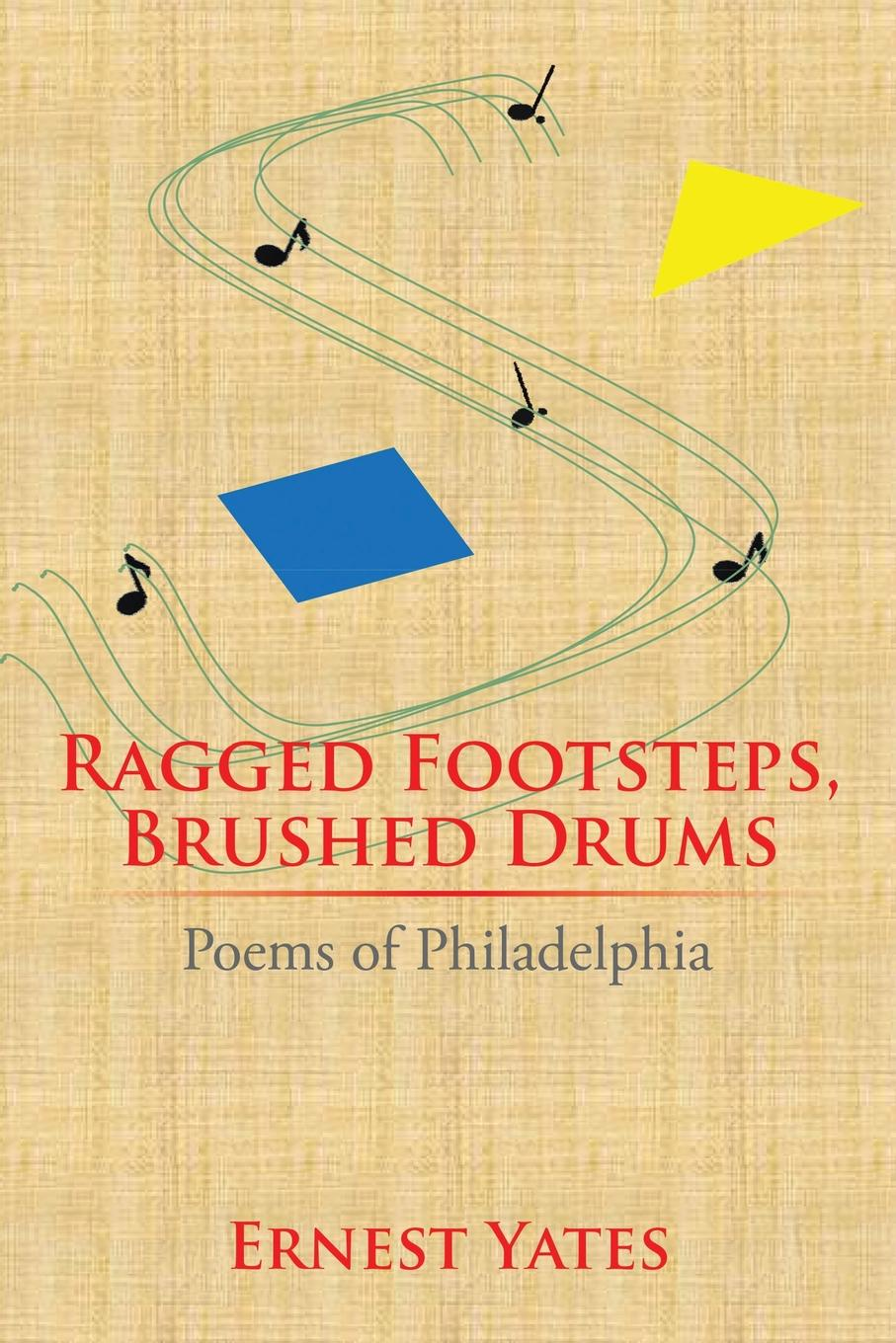 Ernest Yates Ragged Footsteps, Brushed Drums