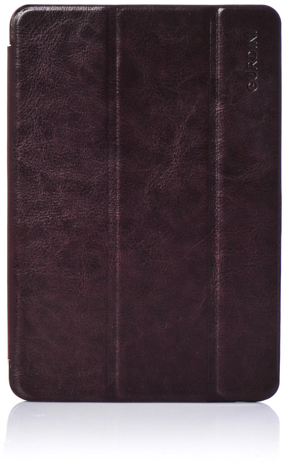 """Чехол для планшета Gurdini кожа для Apple iPad mini 1/2/3 7.9"""", темно-коричневый"""