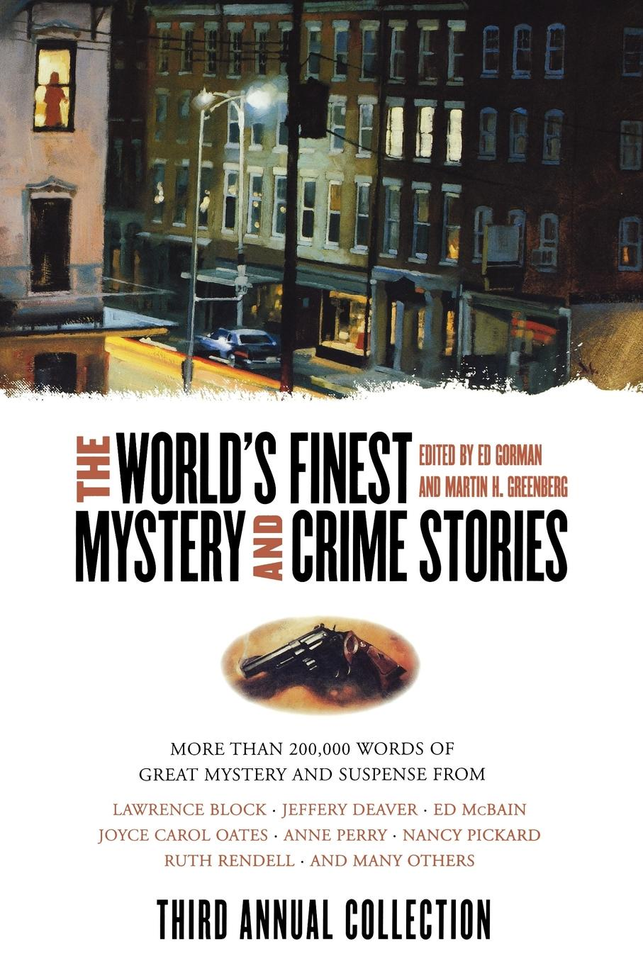 The World's Finest Mystery and Crime Stories. 3: Third Annual Collection the graphic canon of crime and mystery vol 1