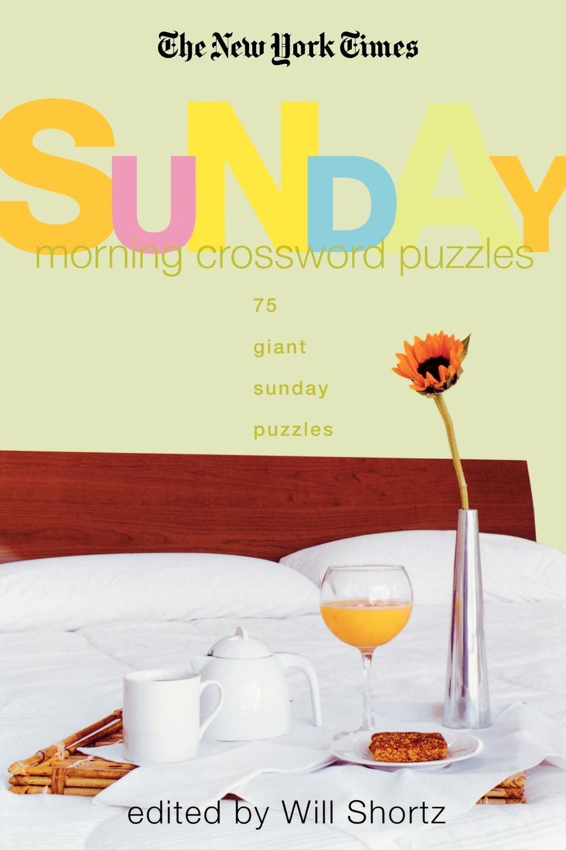 New York Times, The New York Times The New York Times Sunday Morning Crossword Puzzles. 75 Giant Sunday Puzzles los angeles times sunday crossword omnibus volume 7