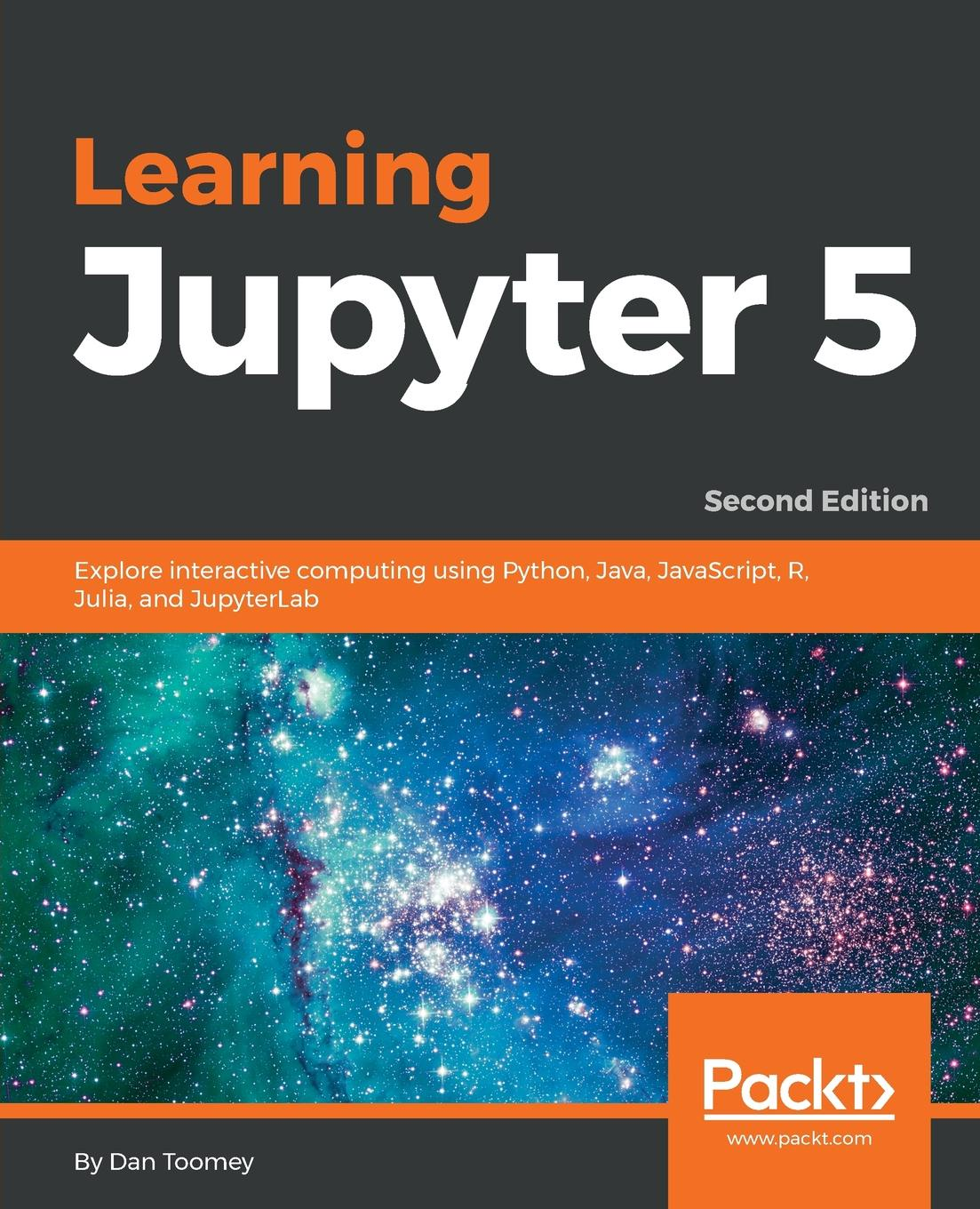 Dan Toomey Learning Jupyter 5, Second Edition