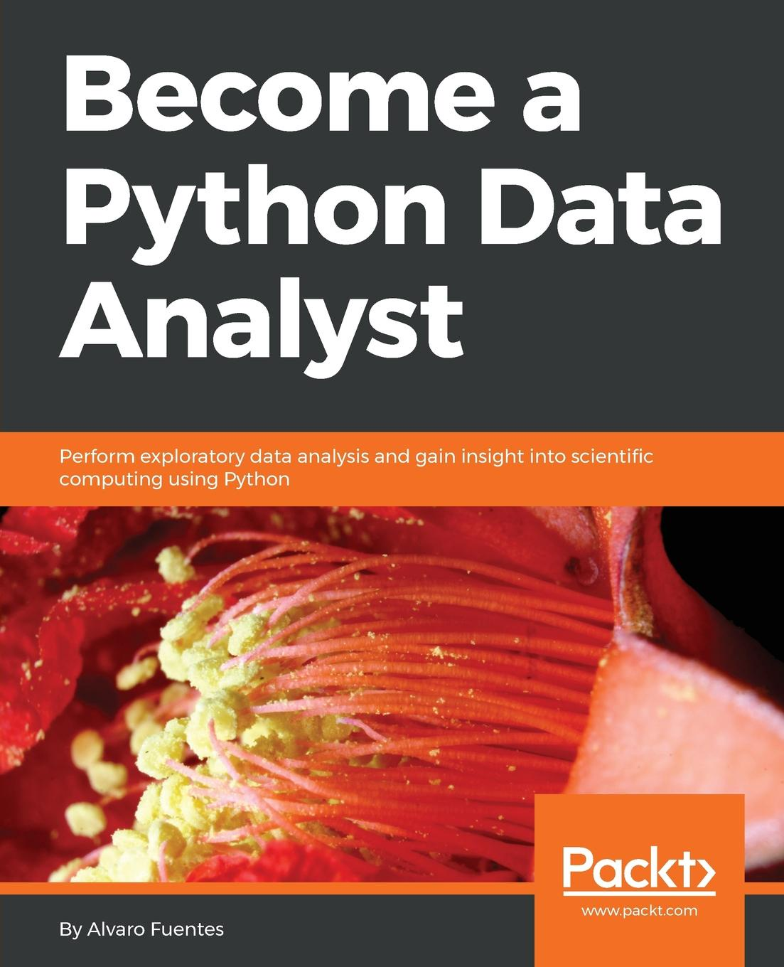 Alvaro Fuentes Become a Python Data Analyst