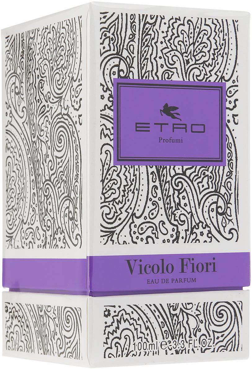 Etro Vicolo Fiori 100 мл etro накидка