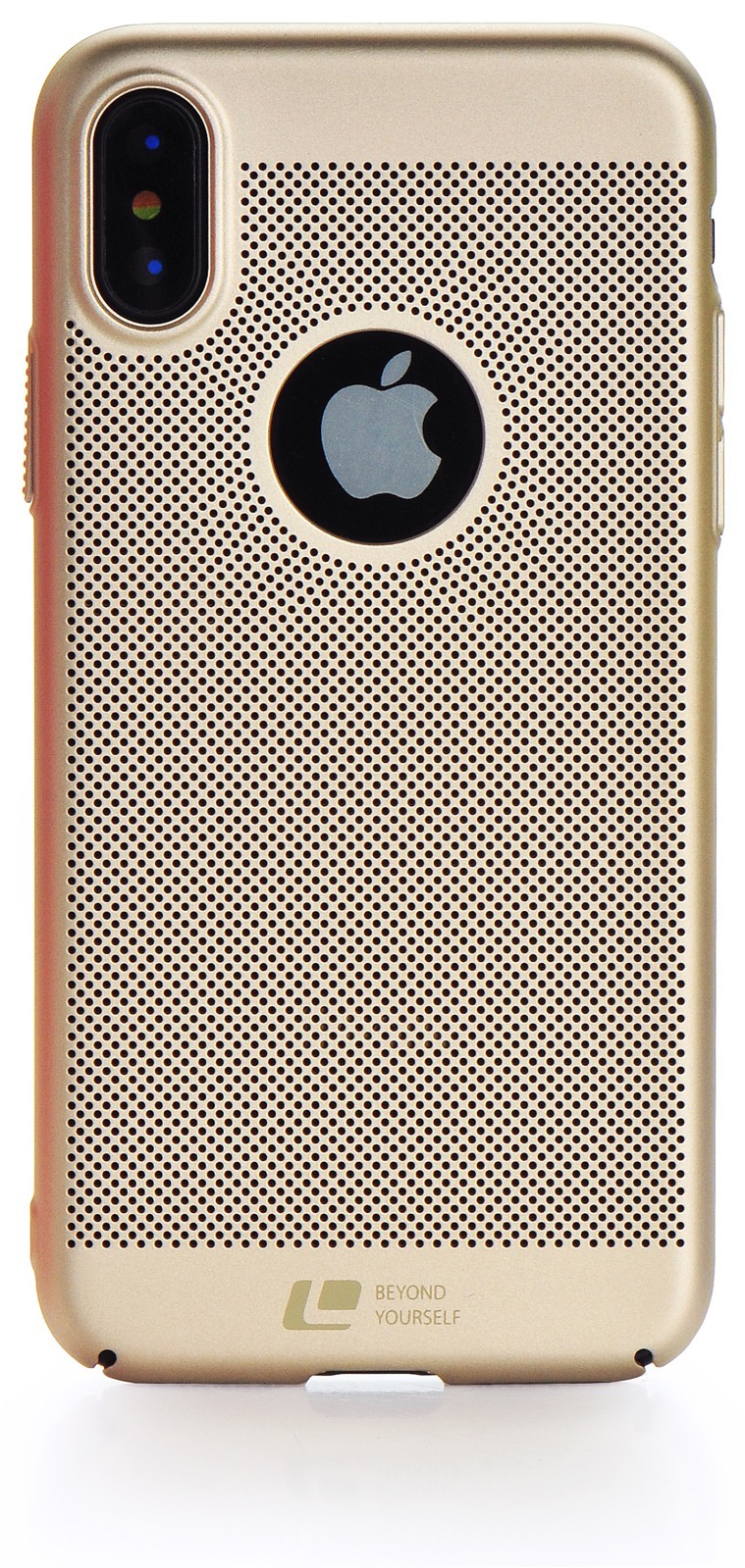 Чехол для сотового телефона Loopee Brathe Series накладка пластик с вырезом для Apple iPhone X/XS 5.8