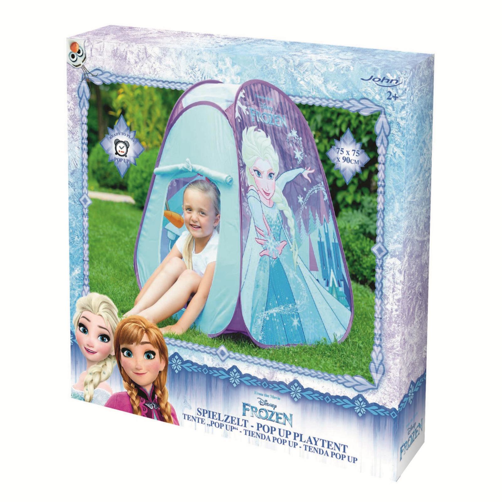 Детская игровая палатка Холодное сердце, 75144, 75 х 75 х 90 см