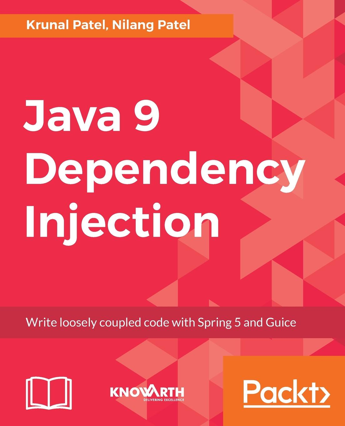 купить Nilang Patel, Krunal Patel Java 9 Dependency Injection по цене 6189 рублей
