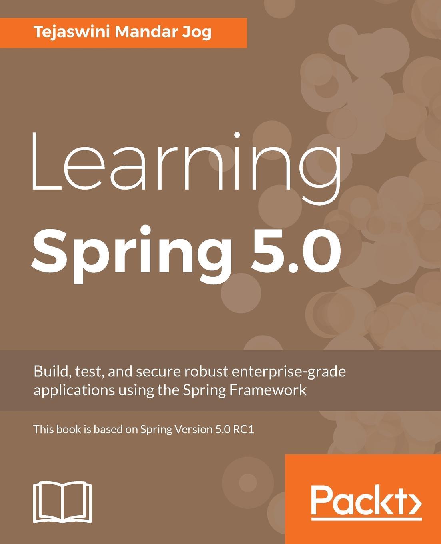 Tejaswini Jog Learning Spring 5.0