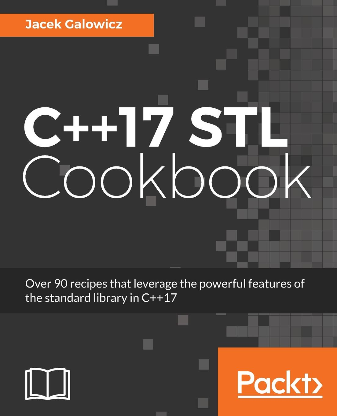 Jacek Galowicz C++17 STL Cookbook new 3d models in stl relief for cnc stl tablet desk food short food 32