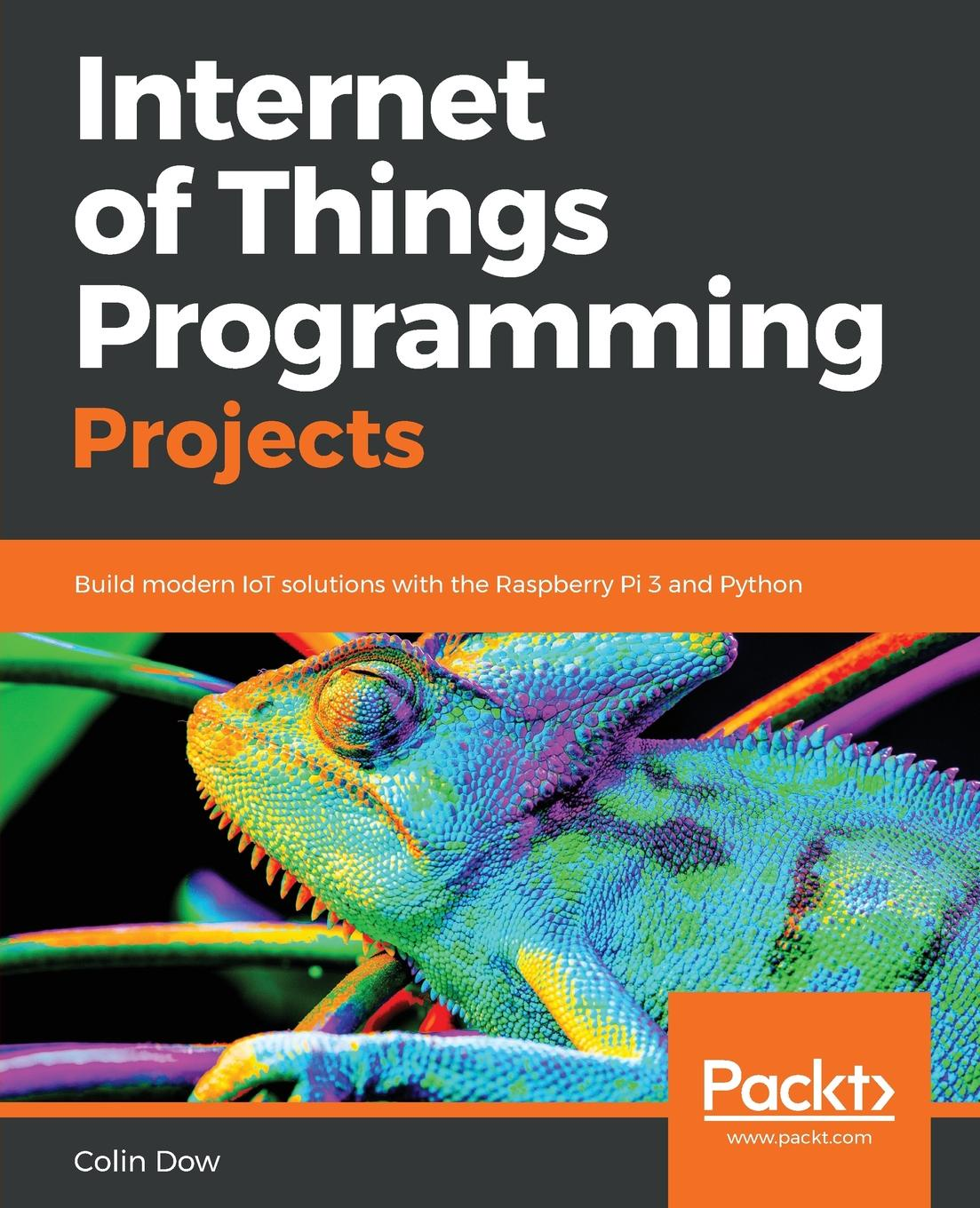 Colin Dow Internet of Things Programming Projects