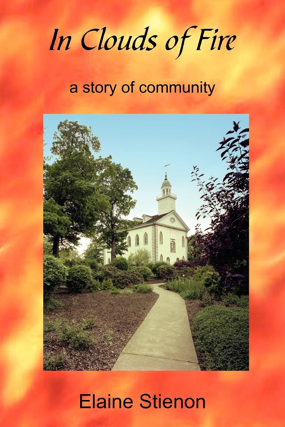 Elaine Stienon In Clouds of Fire. a story of community mcnab a line of fire