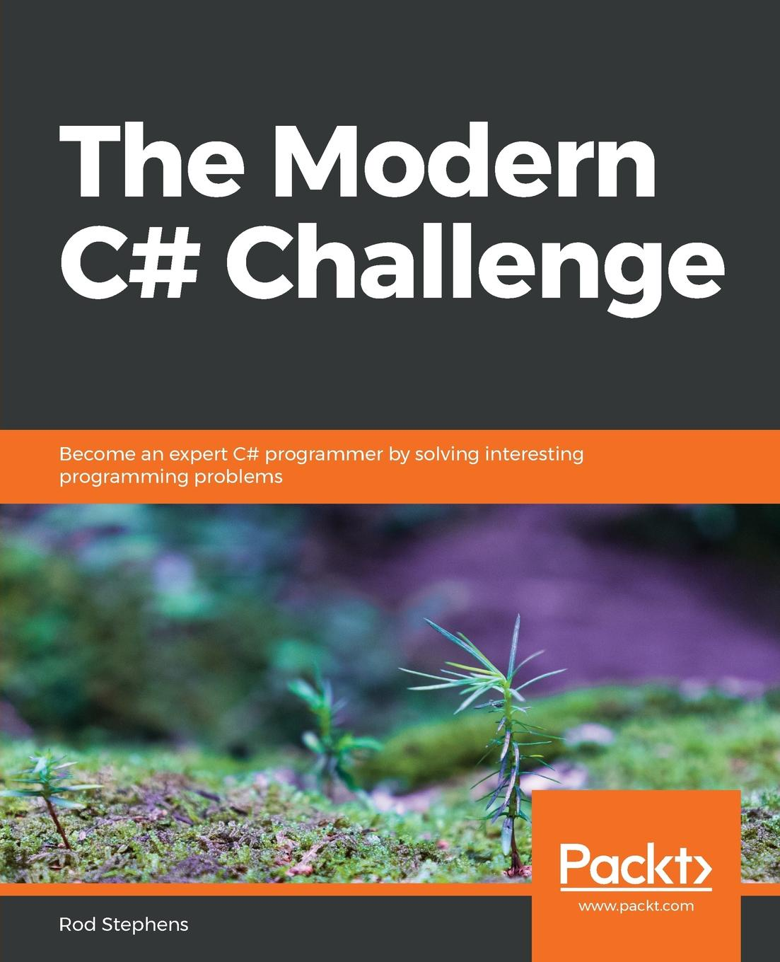 Kenneth Stephens The Modern C# Challenge facing the modern
