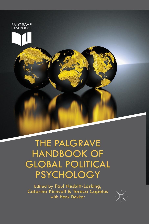 H. Dekker The Palgrave Handbook of Global Political Psychology k h spencer pickett the internal auditing handbook