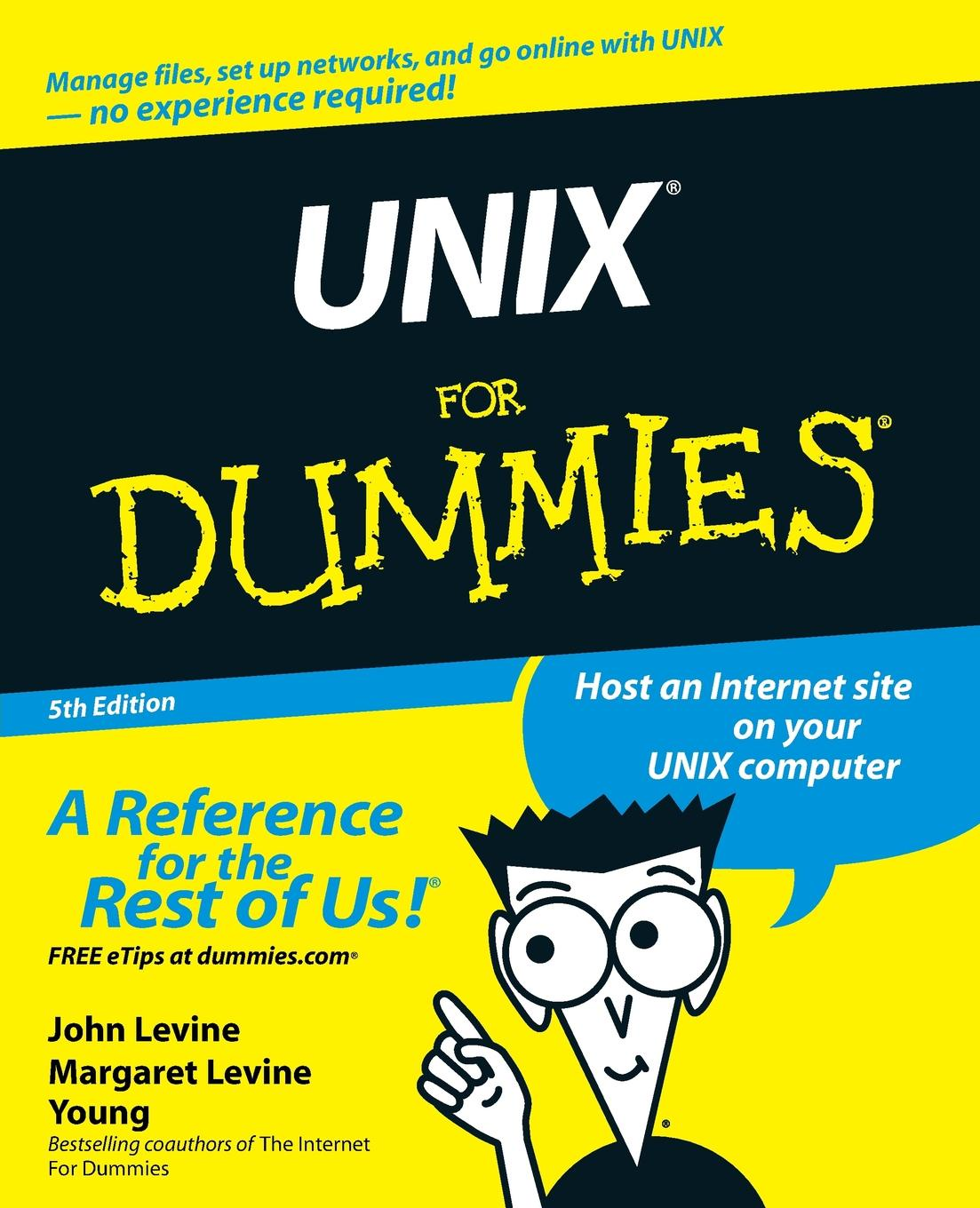 John R. Levine, Margaret Levine Young Unix for Dummies john tracy a accounting for dummies