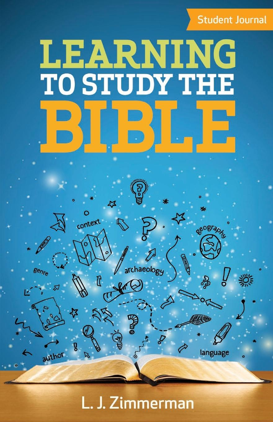 Various LEARNING TO STUDY THE BIBLE - STUDENT JOURNAL