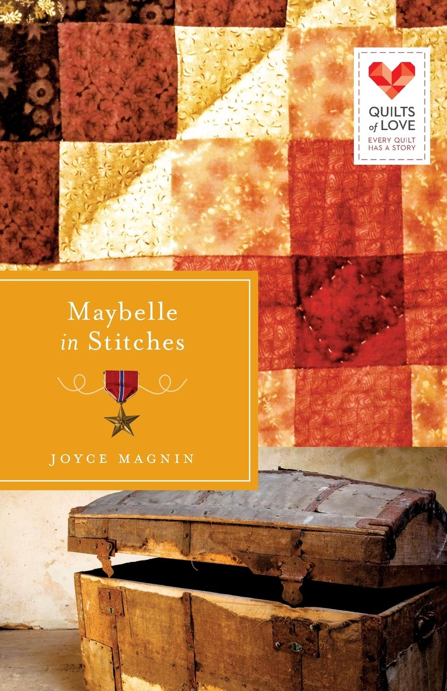 Joyce Magnin Maybelle in Stitches super stitches knitting