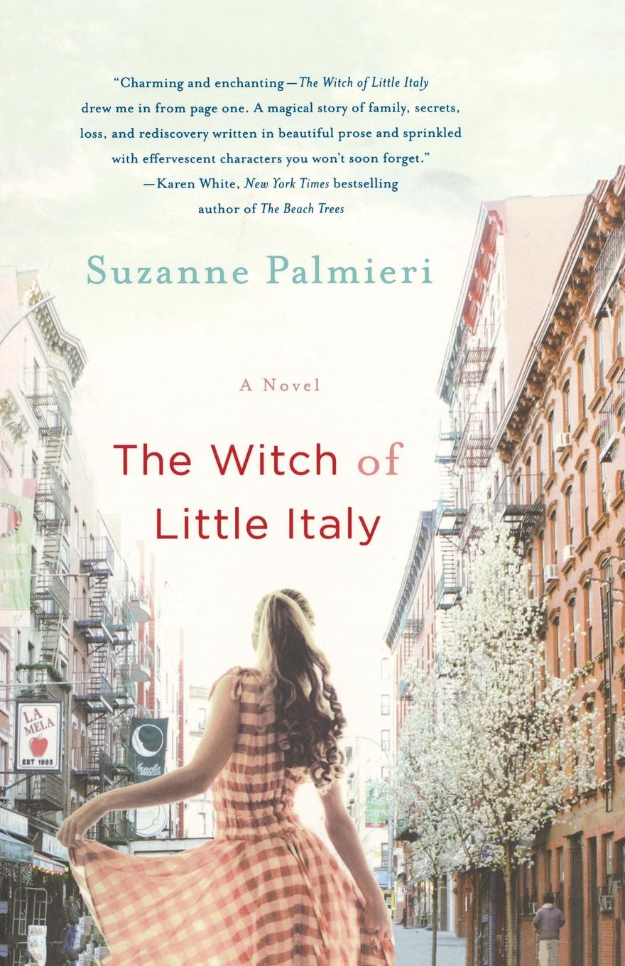 SUZANNE PALMIERI WITCH OF LITTLE ITALY brandeis madeline little tony of italy