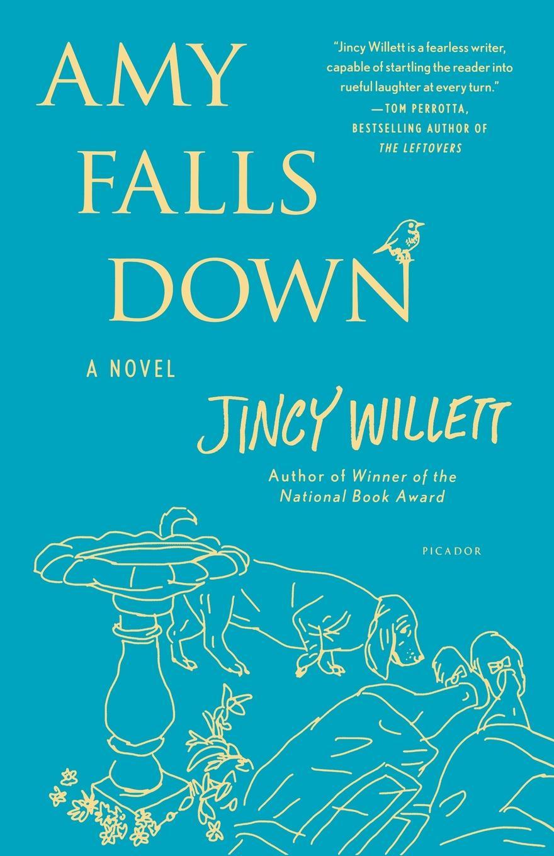 AMY FALLS DOWN. JINCY WILLETT