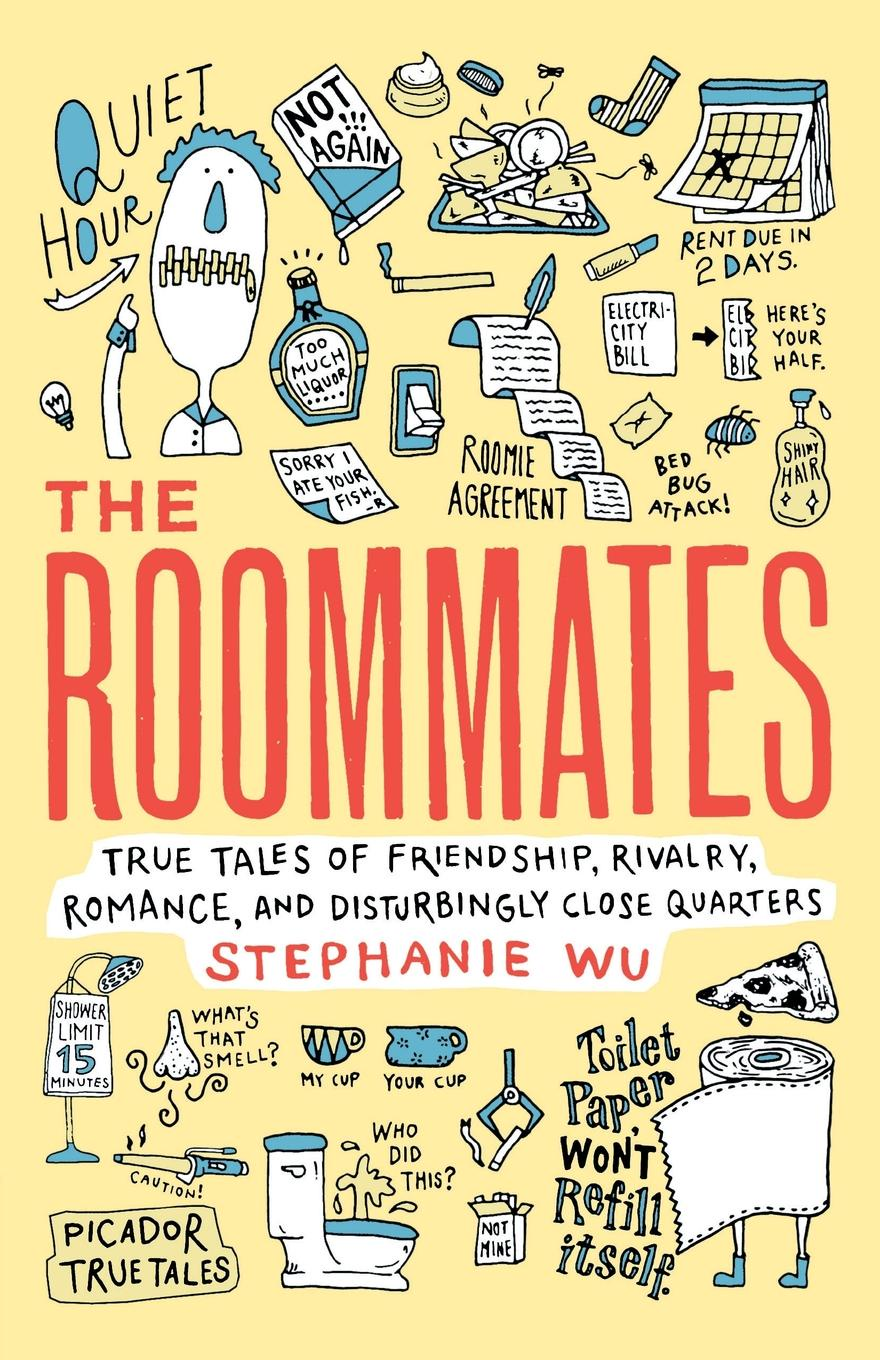 ROOMMATES. STEPHANIE WU