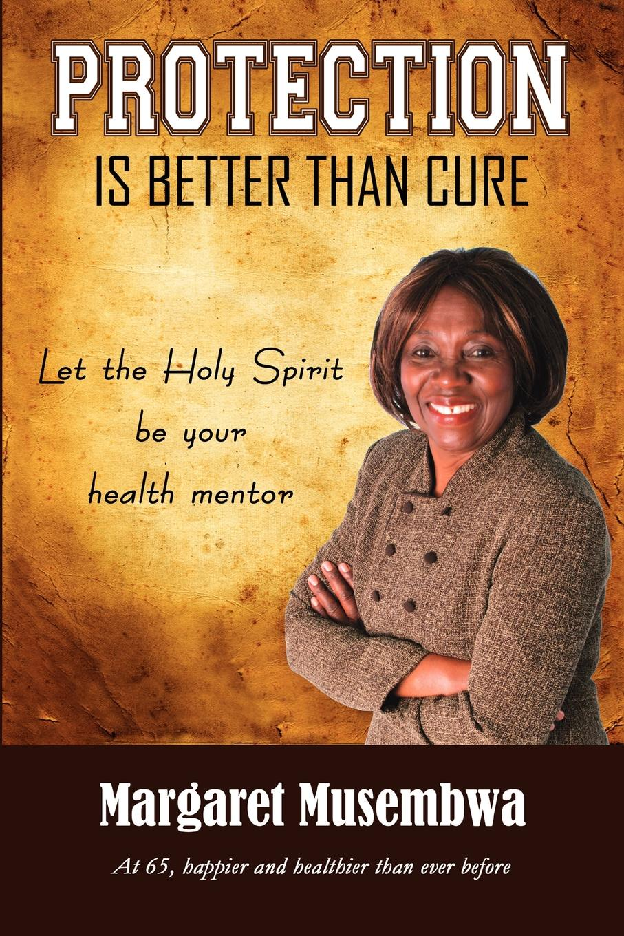 Фото - Margaret Musembwa Protection Is Better Than Cure gifted 2 better late than never