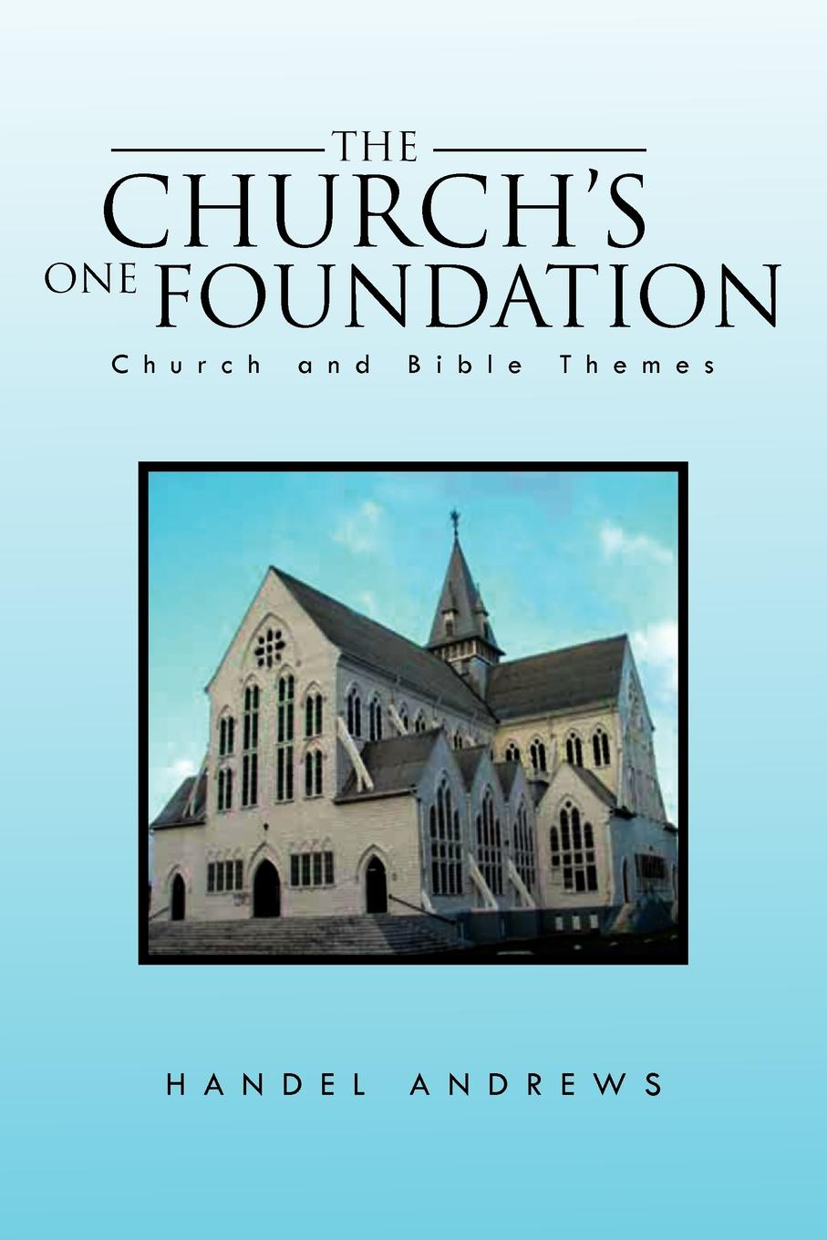 Handel Andrews The Church's One Foundation. Church and Bible Themes church s шарф